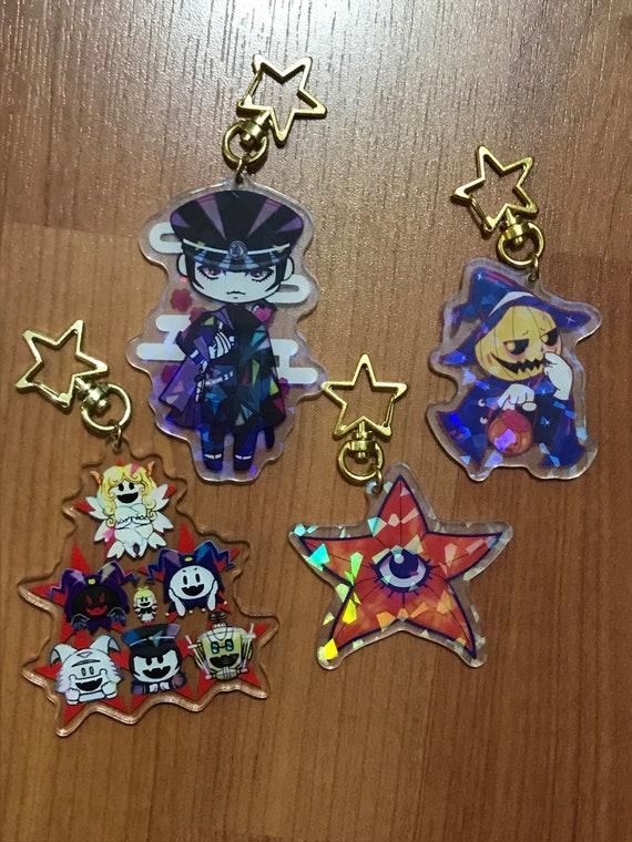 Persona//SMT Jack Frost /& Friends Plush Keychain Jack Frost