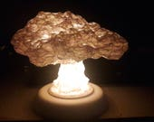 Nuclear Explosion NightLight - Fallout decor - Nuke Lamp - Nuclear Explosion - Bomb lamp - Fallout decor