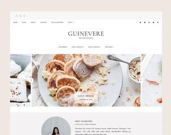 Guinevere • WordPress Theme - Responsive Blog Theme for Genesis