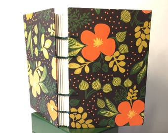 Hardcover Notebook with Cardstock