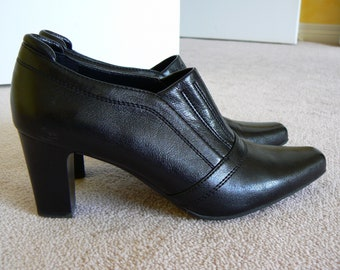 ca88aabf8c Franco Sarto Women s Shoes Ankle Boots Black Size 7M