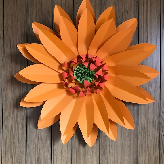 """X-Large, giant paper flower, large paper flower, big paper flower for any occasion  """"PARIS"""""""