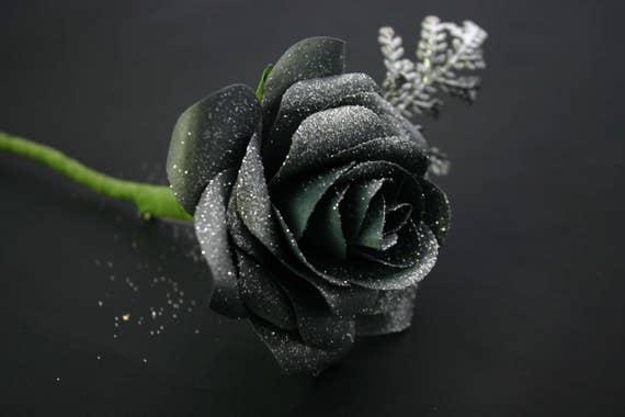 Paper Boutonniere, Wedding Paper Flowers, Paper Rose, Groom Boutonniere, Groomsmen,