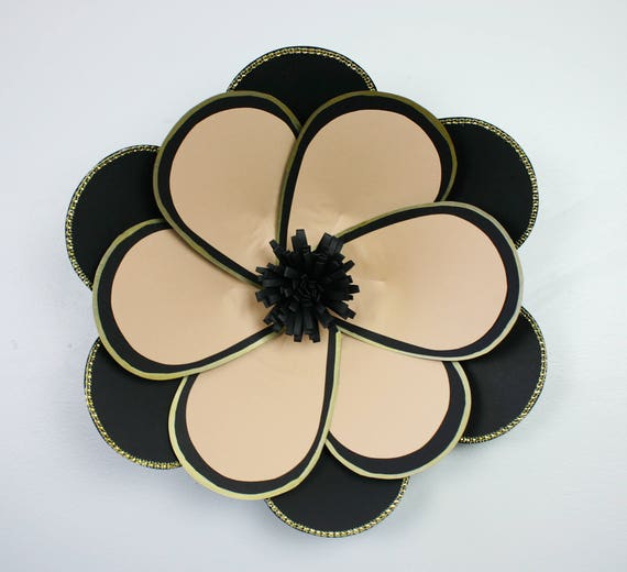 """X-Large, giant paper flower, large paper flower, big paper flower for any occasion """"SOFIA"""""""