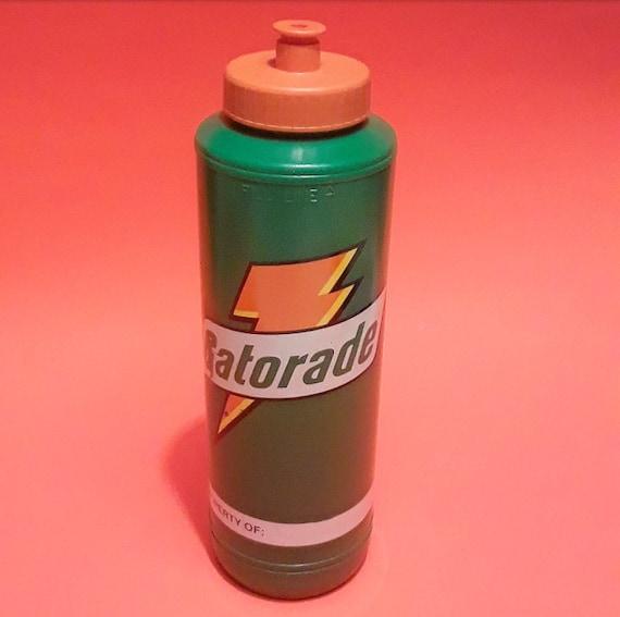 Vintage Indiana Jones and the Last Crusade Thermos Gatorade Sports Bottle