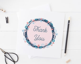 Genevieve Thank You Cards