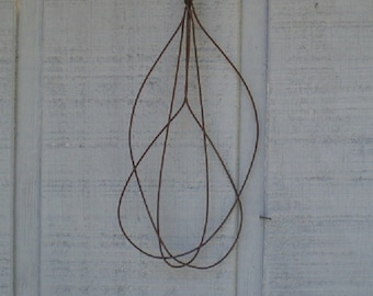 Antique Rug Beater Wire Loop-1900's