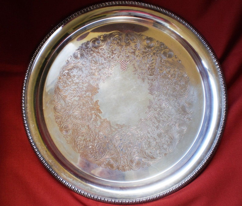 Wm rogers silver marks