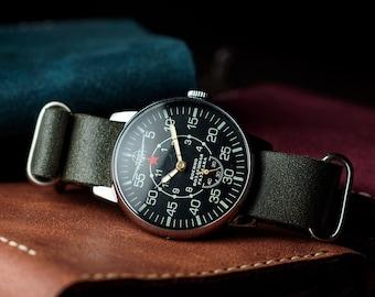 460b6cfdcd0f Ultra rare original vintage Soviet watch Zim