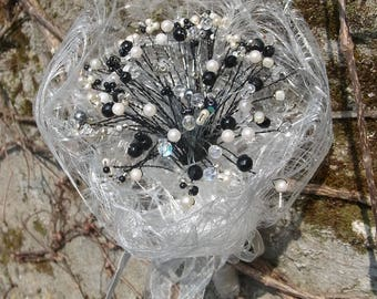 Gothic Bouquet Etsy