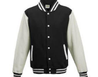 ff8ebe634 Customizable Varsity Jacket