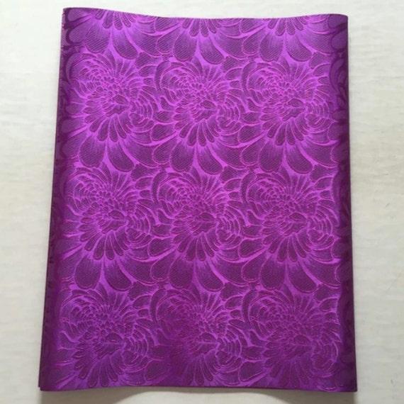 Purple Headtie Purple Sego Headtie Purple African Headtie  7779c7a4618