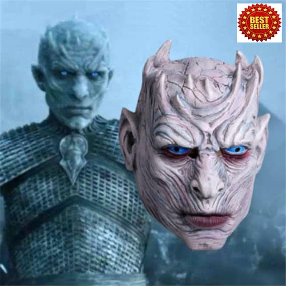 GnG's Game Of Thrones-Night's King White Walker Mask