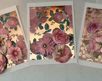 Rosy Card Set