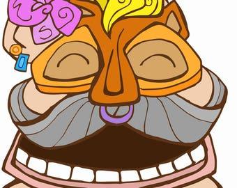 Happy Tiki Dance