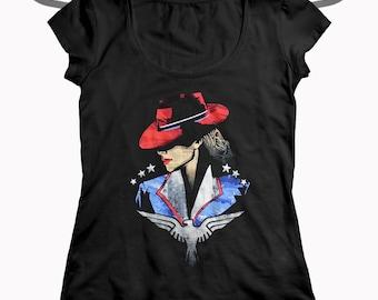 f90835185ab1 Agent Carter T-Shirt - Marvel Agent Carter shirts