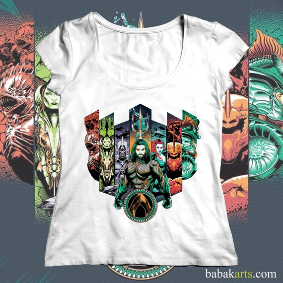 246128662fdeb Aquaman Shirt - Marvel gifts - Superhero shirts - Superhero Birthday Shirt  - Aqua man comics t shirts - Aquaman costume, Aquaman clothes