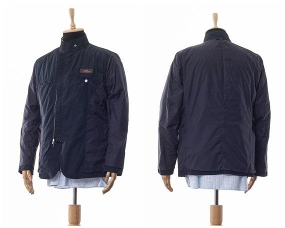 Mens Collection CORNELIANI Field Short Coat Jacke… - image 8