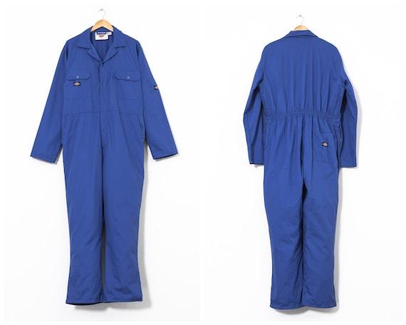 90s Vintage Mens DICKIES Workwear Overall Boilersu