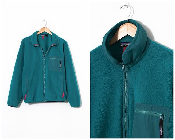 90s Vintage Mens PATAGONIA Synchilla Fleece Jacket