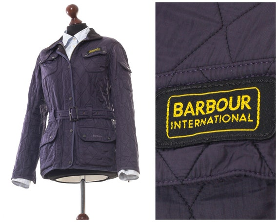 Women's BARBOUR INTERNATIONAL Quilted Quilt Jacket