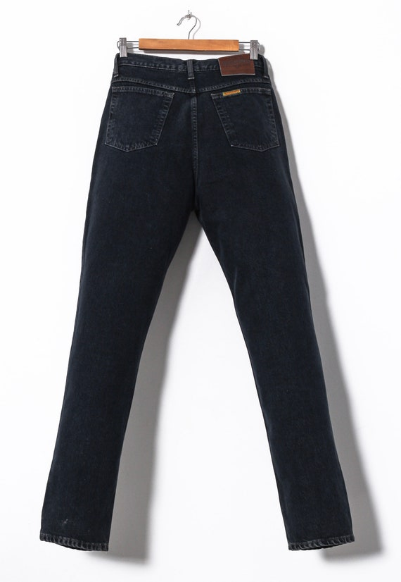 90s Vintage Mens EDWIN Jeans Denim Pants Trousers… - image 3