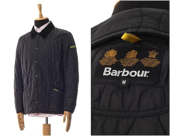 Mens BARBOUR Liddesdale Quilted Quilt Jacket Coat