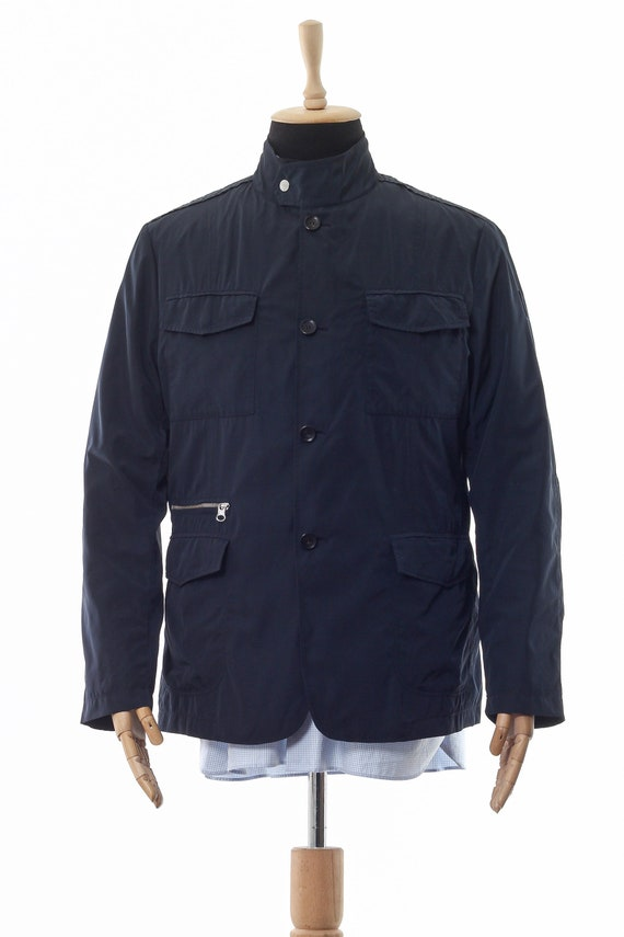 Mens Collection CORNELIANI Field Short Coat Jacke… - image 5