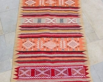 "Berber Carpet ""margoum"""