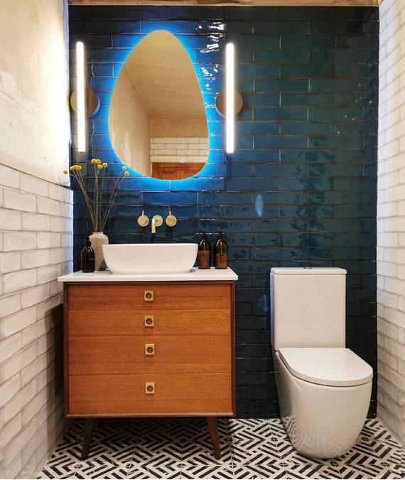 G-PLAN | Form Five Bathroom Vanity Including Quartz Worktop Hairpin or Tapered legs