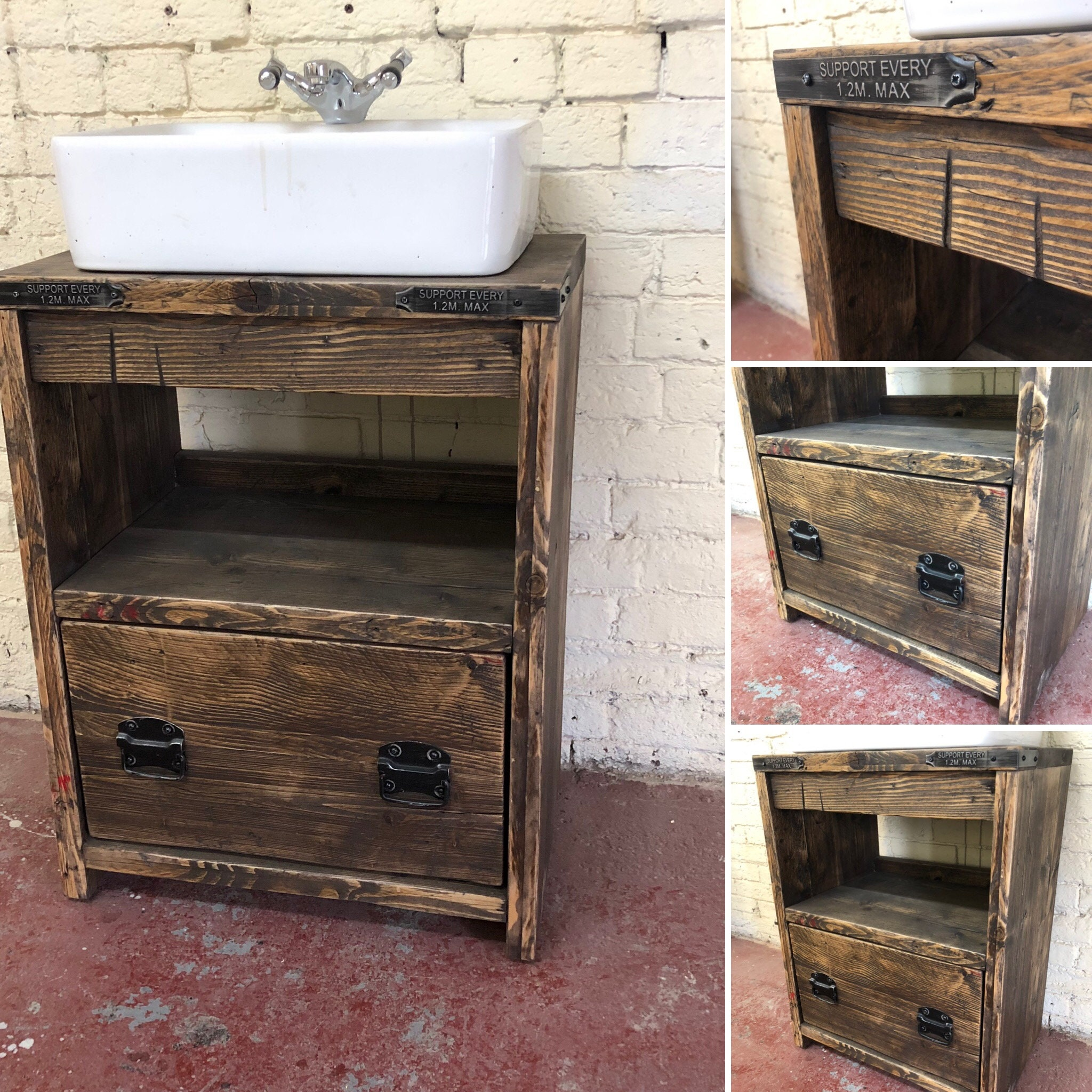 Battersea Bathroom Washstand