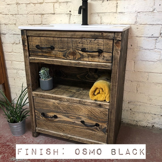 CHELSEA 11 | Reclaimed Bathroom Vanity incl.Basin