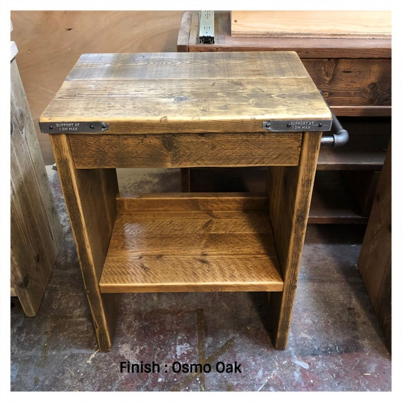 Express Range | SKIPTON - Reclaimed Timber Vanity Unit