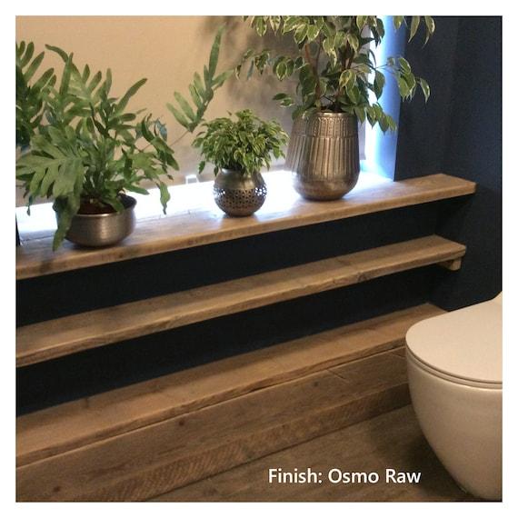 Reclaimed Timber Shelves