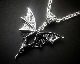 Drac Pendant Necklace
