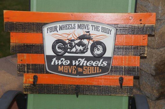 Motorcycle Coat Rack Harley Davidson Coat Hook Biker Hook Etsy Awesome Harley Davidson Coat Rack