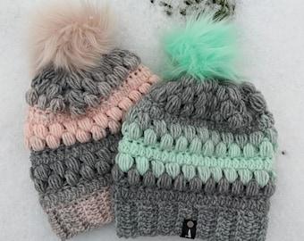 Slouchy Beanie/Crochet Beanie/Neutral Beanie/ Trendy Beanie/gifts for her/Fall Beanie/Winter Beanie/Handmade Beanie/Orange Beanie