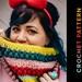 Laura Carter reviewed Crochet Cowl PATTERN, Cowl pattern, Collide-A-Cowl, collideacowl, easycrochetpattern, colorfulcrochetpattern