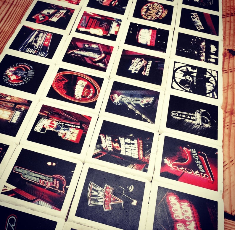 The Nashville Coaster Collection  Downtown  Lower Broadway  image 0