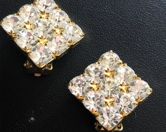 Pretty Woman Beverly Hills style Bling High End Glamour Jewelry Fierce Cheetah Leopard Spotted Big Bold 90s Glam Enamel Hoop Earrings