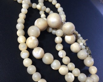 Natural Mother of Pearl shell coin beads full strand bracelet beads 15mm 26pcs 30mm 13pcs  necklace beads white shell round beads