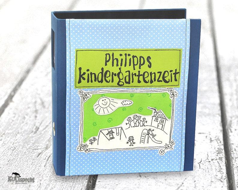 Folder Kita Kita-folders folders nursery school image 1
