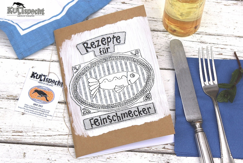 Cooking recipes notebook-cooking present  cook image 0