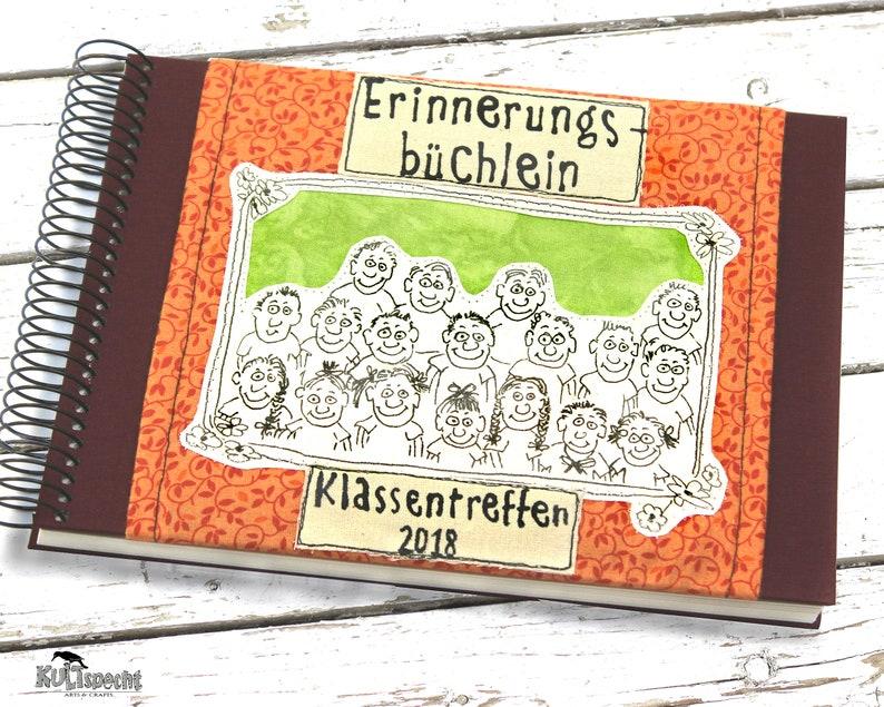 Book Elementary School gift teacher memory book image 0