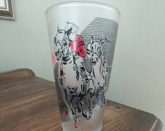 1961 Kentucky Derby glass-Churchill Downs