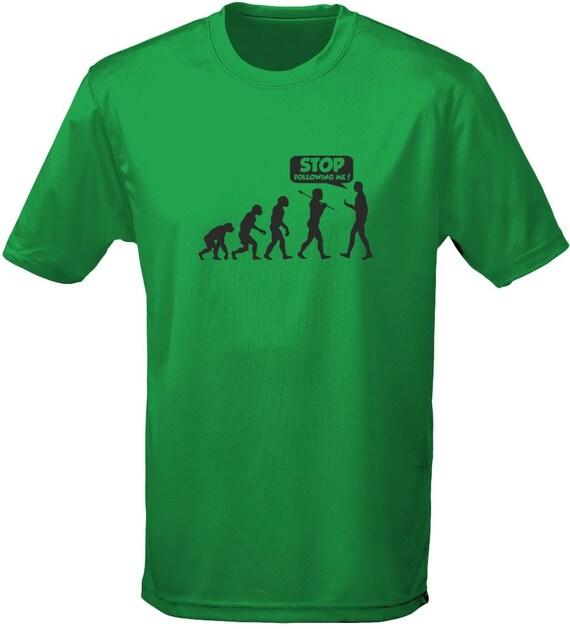 Arrêter de Me Evo Evolution Mens T-Shirt T-Shirt Mens 10 couleurs suivantes (S-3XL) par swagwear 6b6b19