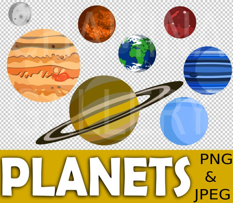 photo regarding Printable Pictures of Planets called Printable Planets of the Sunlight Course of action - Mercury, Venus, Planet, Mars, Jupiter, Saturn, Ur, Neptune, Astronomy for young children electronic documents