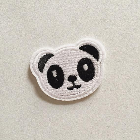 DIY Dekoration Bügeln Gestickte Bear Patches Applikationen Abzeichen Aufbügeln
