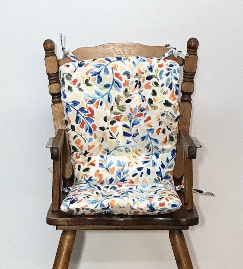 Vintage Wooden High Chairs, High Chair Cushion For Wooden Chairs
