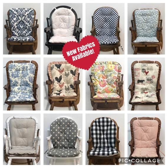 Vintage Wooden High Chairs Custom, High Chair Pads For Wooden Chairs